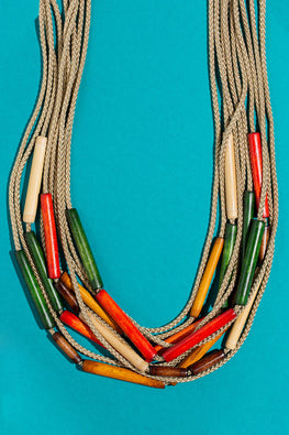 Type 3 Intriguing Design Necklace