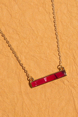 Type 3 Red Road Necklace