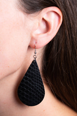 Type 4 Dragon Smoke Earrings