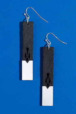 Type 4 Cityscape Earrings