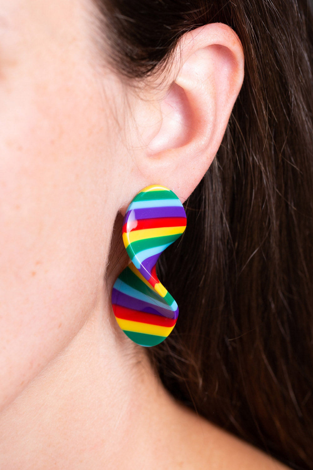 Type 4 A Twist Of Color Earrings
