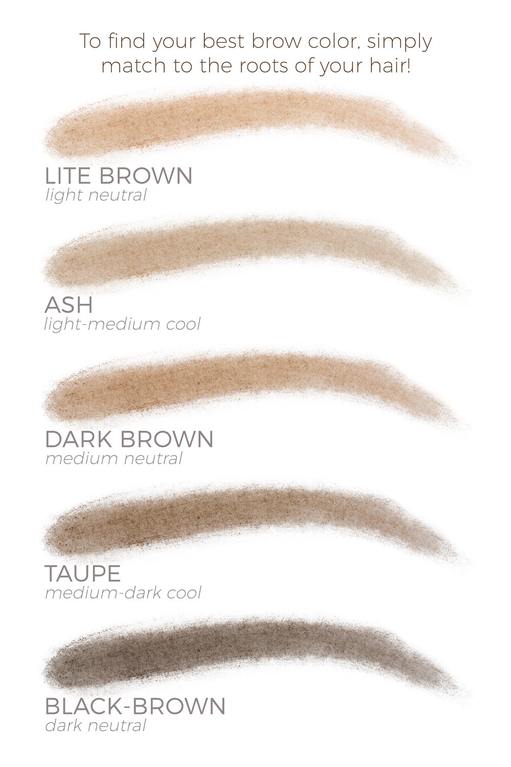 Ash - Brush on Brow