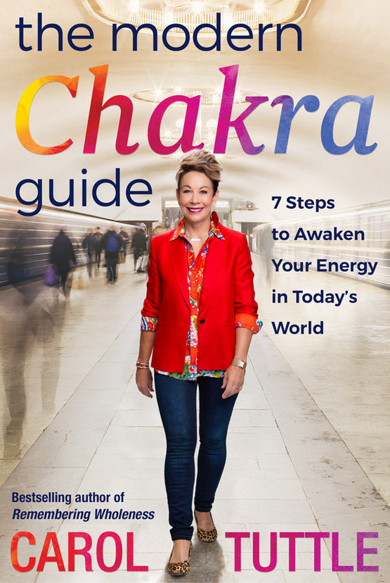 The Modern Chakra Guide Book
