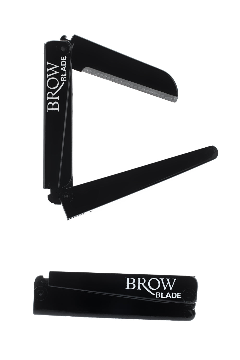 Compact Brow and Face Blade