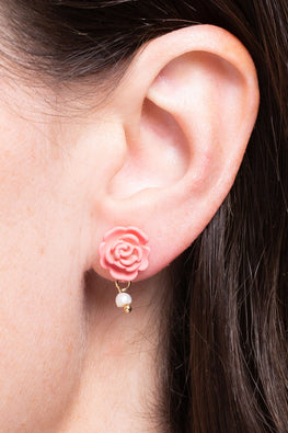 Type 1 Rosy Outlook Earrings