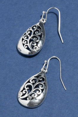 Type 2 Fine Filigree Earrings