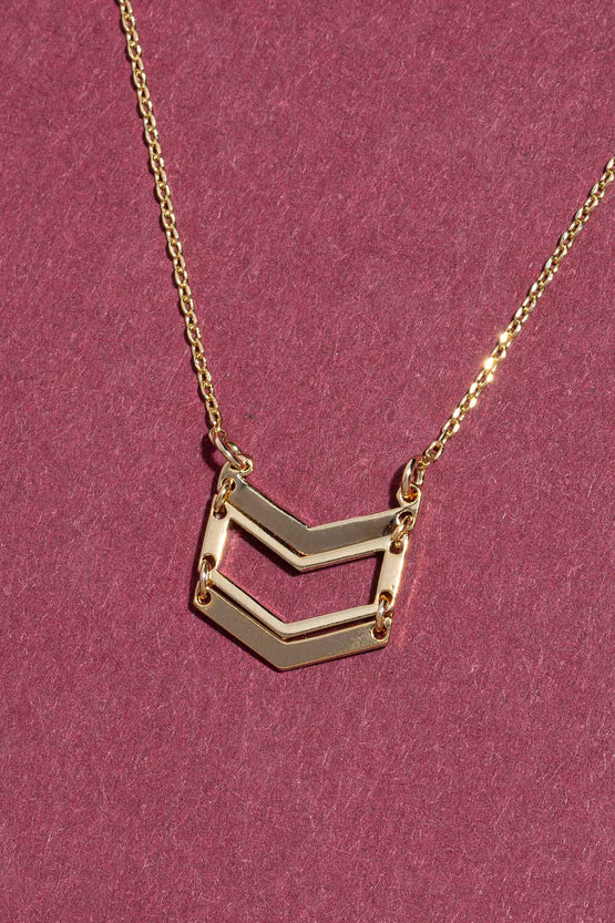 Type 3 Attention! Necklace