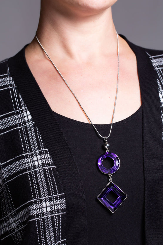 Type 4 Sapphire on the Rocks Necklace