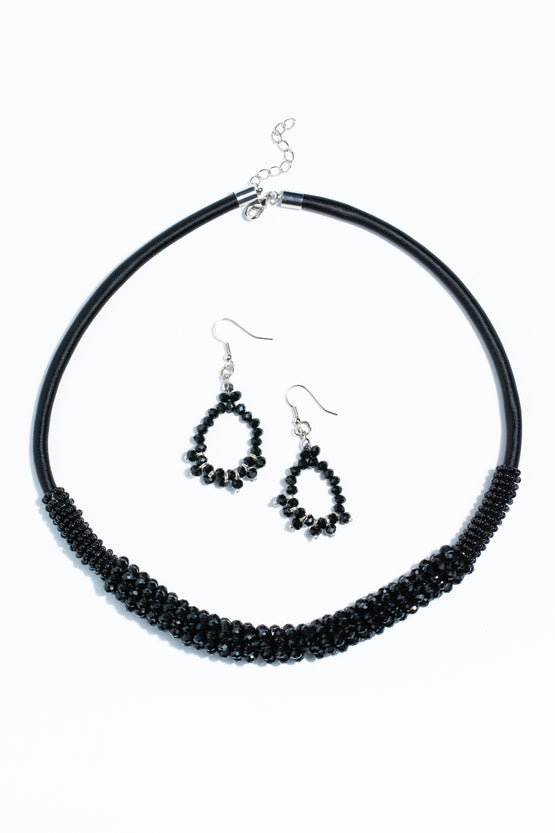 Type 4 Night Life Necklace/Earring Set