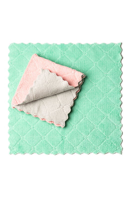 Microfiber Makeup Remover Cloths - 2 pack