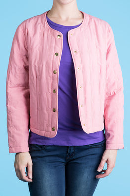 Type 1 Rosey Pink Jacket
