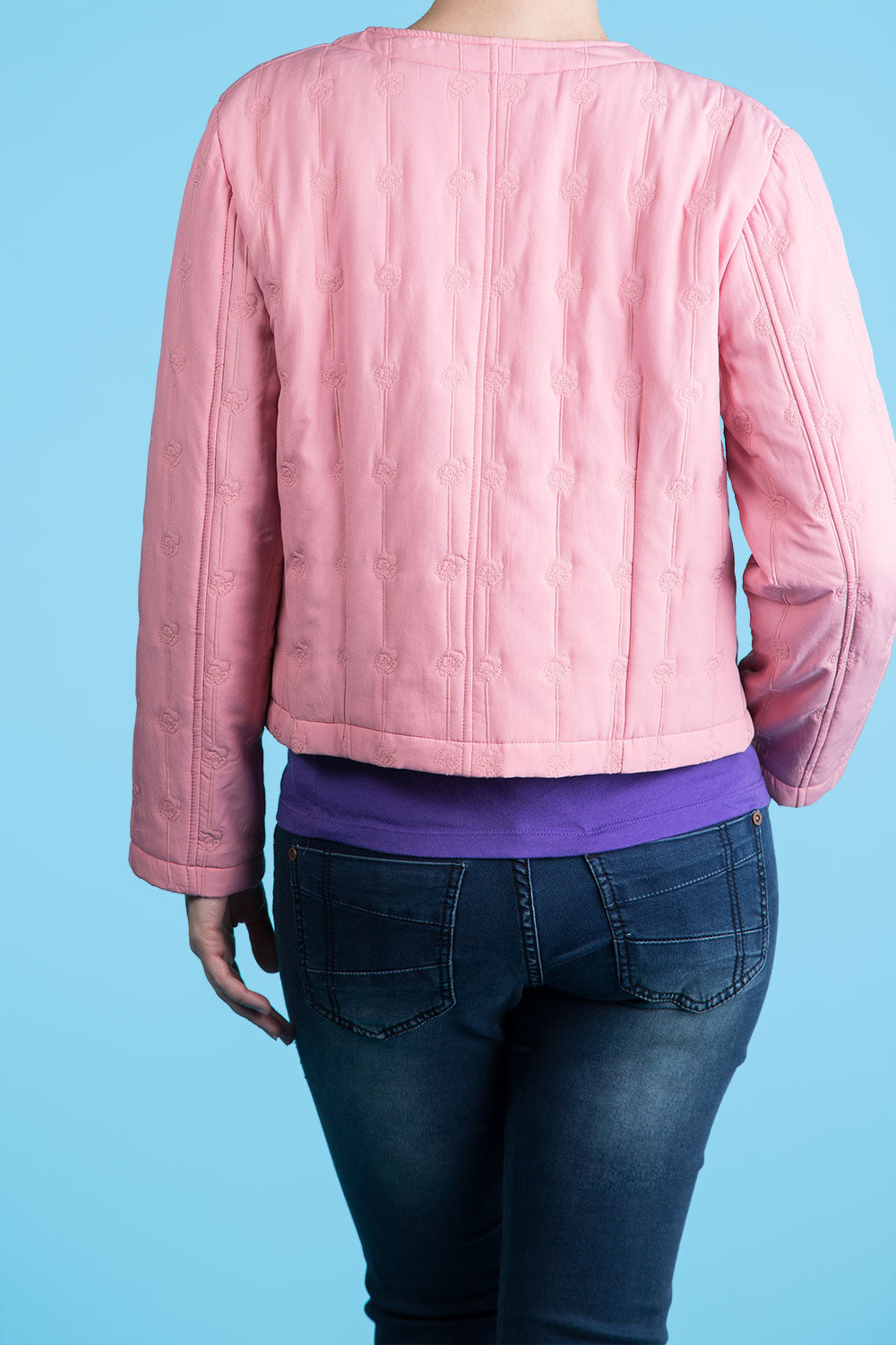 Type 1 Rosy Pink Jacket