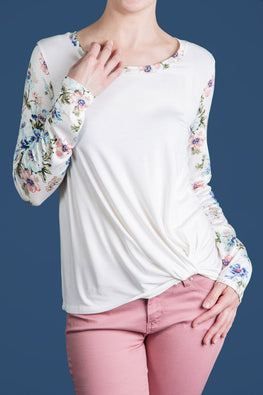 Type 2 Floral Me Lovely Top