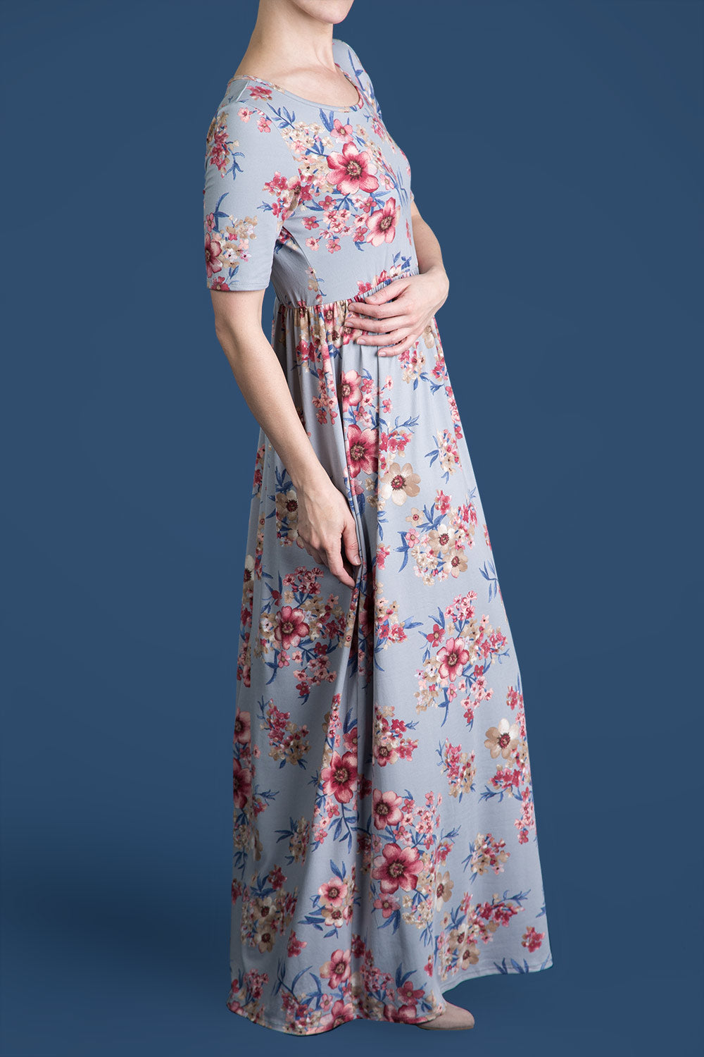 Type 2 Heavenly Floral Dress