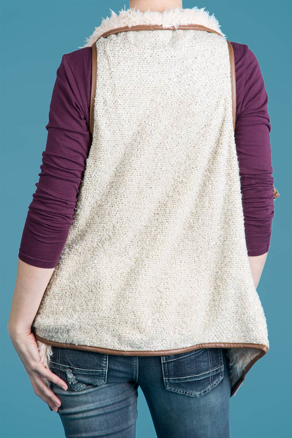 Type 3 Sheep's Wool Vest