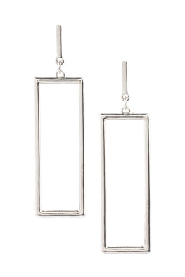 Type 4 Squared Away Earrings