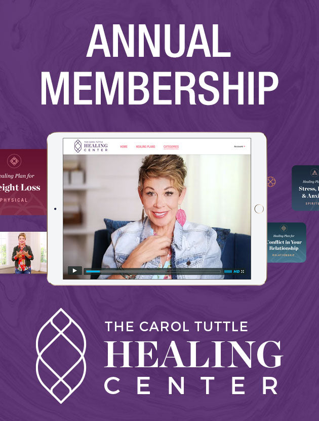 The Healing Center Annual Membership