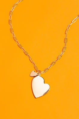 Type 1 Linked to Love Necklace