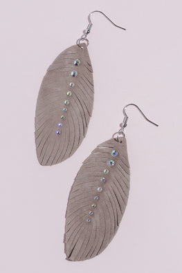 Type 2 Taupey Twinkle Earrings