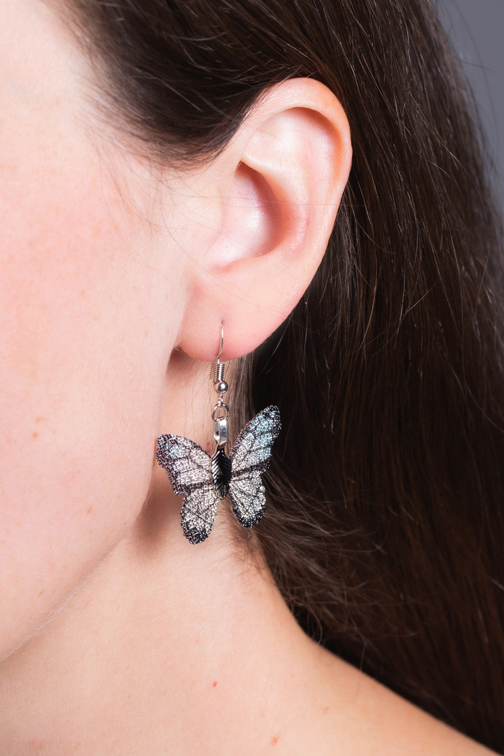 Type 2 Free to Flow Butterfly Earrings