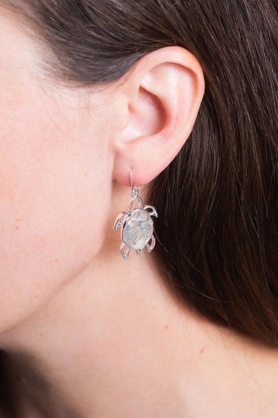 Type 2 Swimming With Turtles Earrings