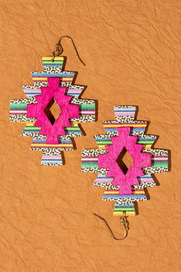 Type 3 Sassy Southwest Earrings