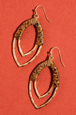 Type 3 Weekend Expedition Earrings