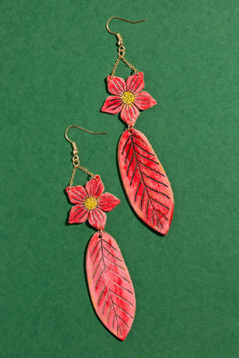 Type 3 Hawaiian Luau Earrings