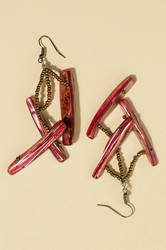 Type 3 Holiday Party Earrings