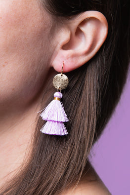 Type 1 At the Copa Earrings