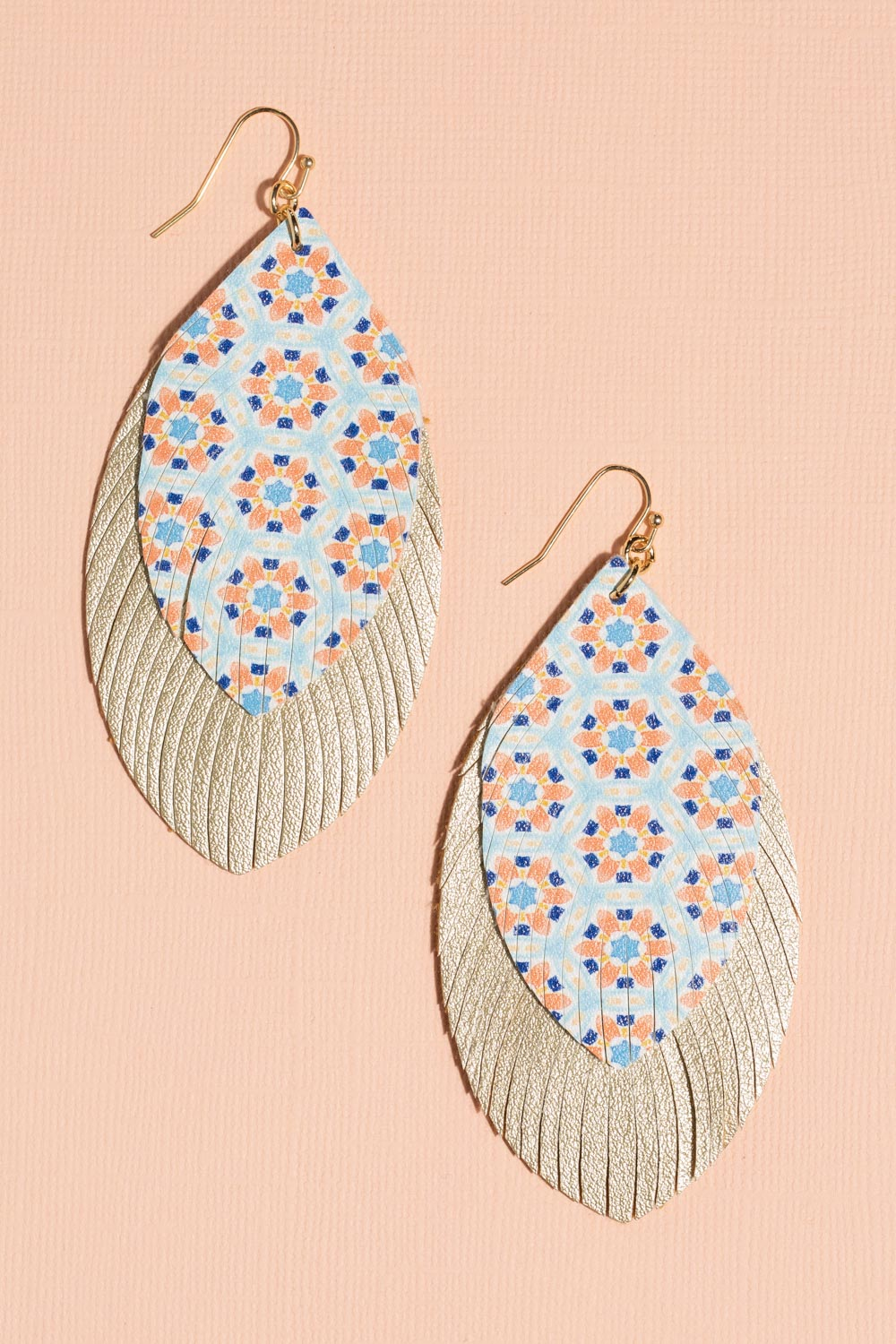 Type 1 Summer Festival Earrings