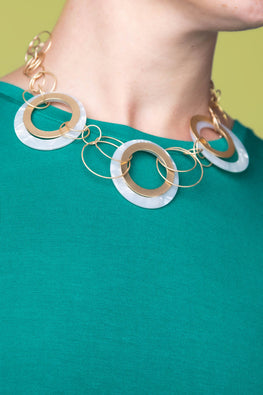 Type 1 I See Circles Necklace