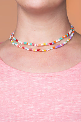 Type 1 Color Me Cute Necklace/Earring set