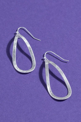 Type 2 Silver Rain Earrings