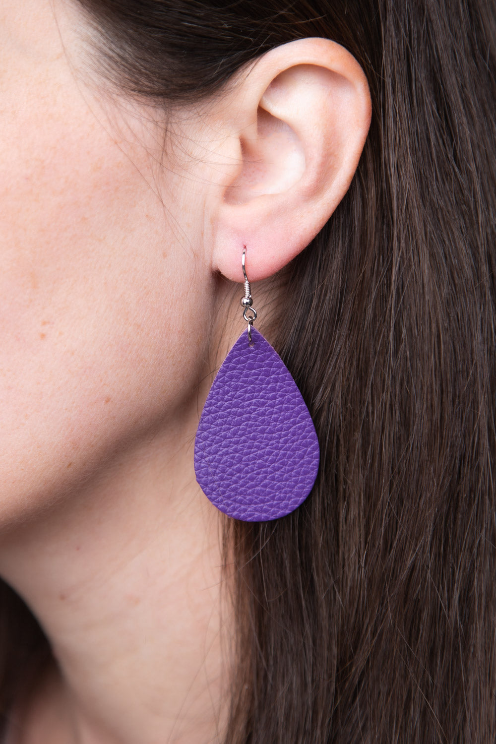 Type 2 Purple Rain Earrings