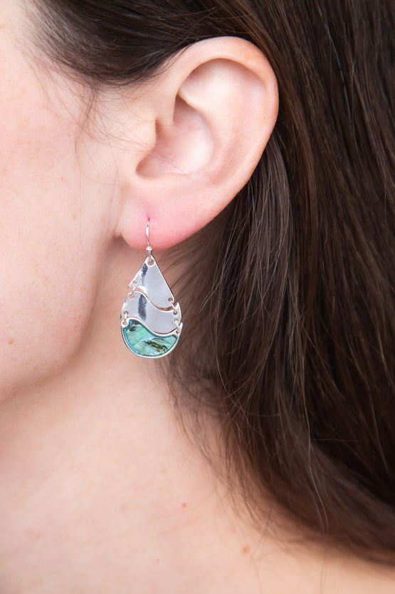 Type 2 Wave Hello Earrings