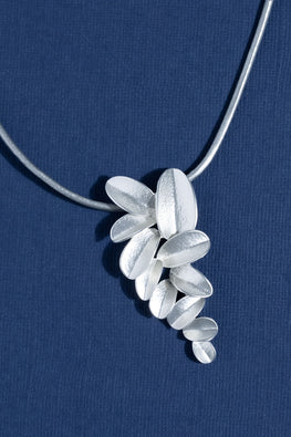 Type 2 Pile of Petals Necklace