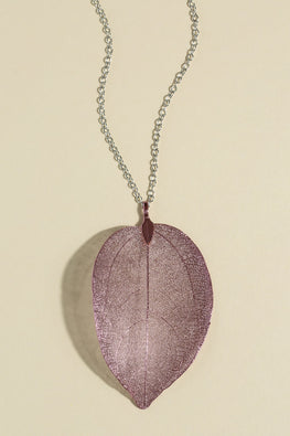 Type 2 Whisper in the Trees Necklace