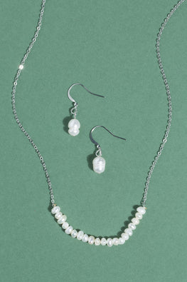 Type 2 Romance and Regency Necklace/Earring Set