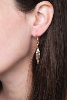 Type 3 Golden Fire Earrings