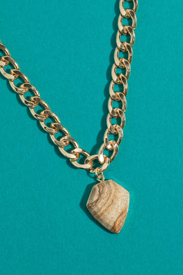 Type 3 Out Of The Rock Necklace