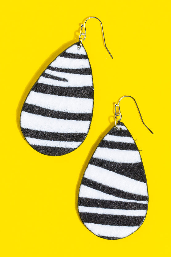 Type 4 Shebra Earrings