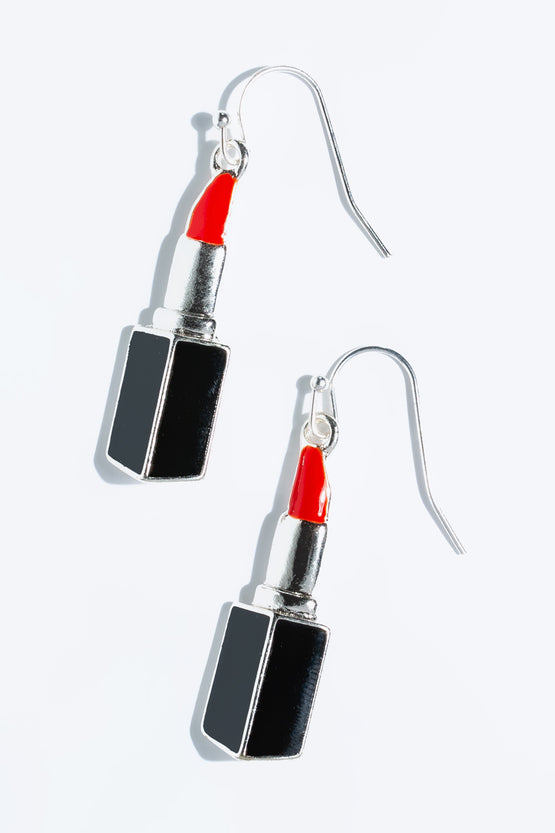 Type 4 Lipstick Earrings