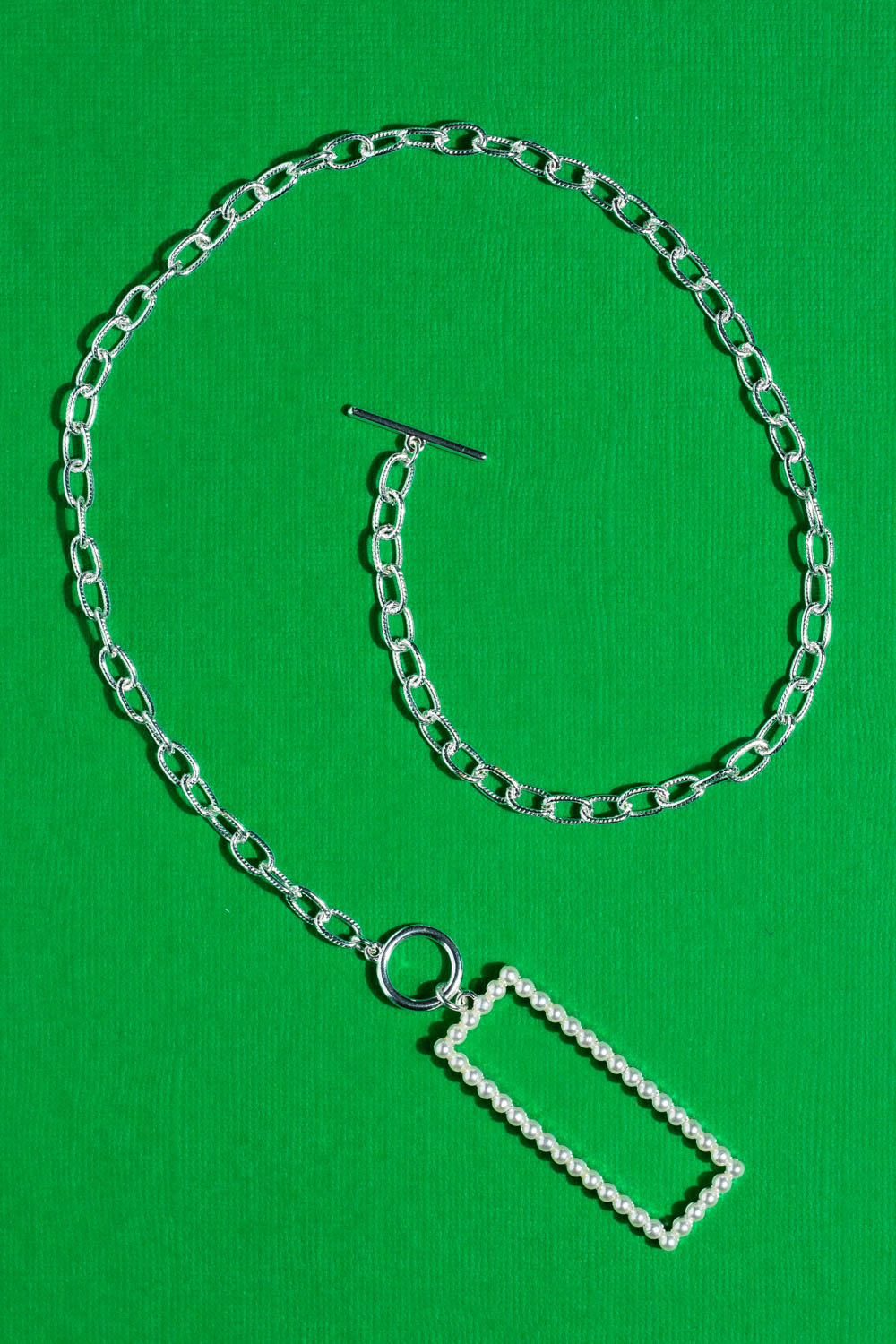 Type 4 Tag! You're It! Necklace/Earring Set