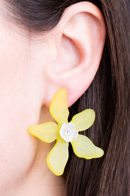 Type 1 Brilliant Morning Earrings