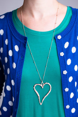 Type 1 Melt My Heart Necklace