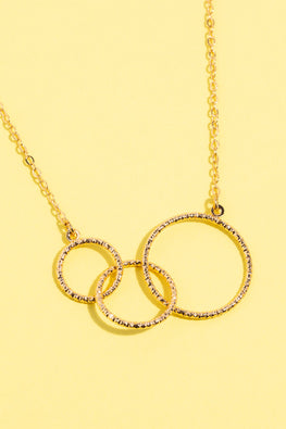 Type 1 Three Gifts Necklace