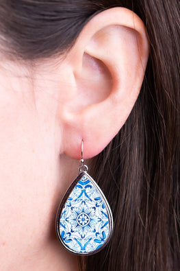 Type 2 Moroccan Moonrise Earrings