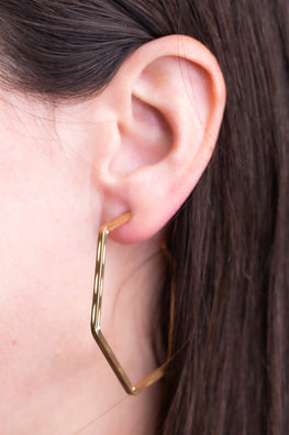 Type 3 Like a Boss Earrings