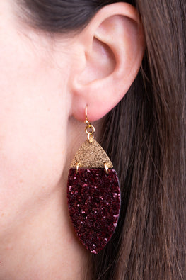 Type 3 Gold & Glimmer Earrings